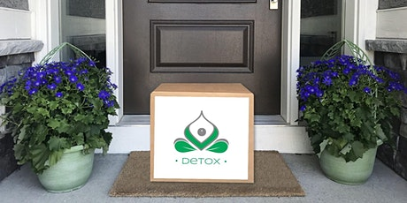 Home Detox, Yoga and Healing with Organic Juice and Supplement Delivery tickets