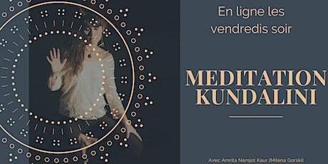 Méditation Kundalini En Ligne [30 minutes] GRATUIT billets