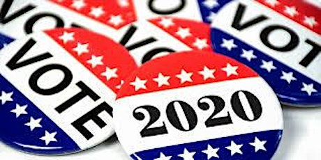 Cyber Security and the 2020 Elections Part I tickets