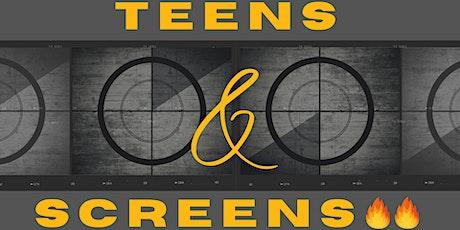 Teens & Screens tickets