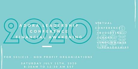 Financial Awakening - Adora Leadership Virtual Conference tickets