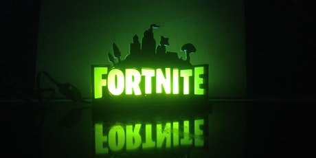 Canvas & Cookies: Fortnite tickets