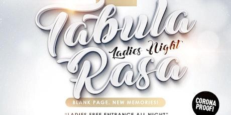 TABULA RASA tickets