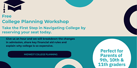Westerville Area  College Planning Workshop tickets