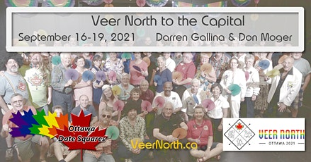 Veer North to the Capital 2021 billets