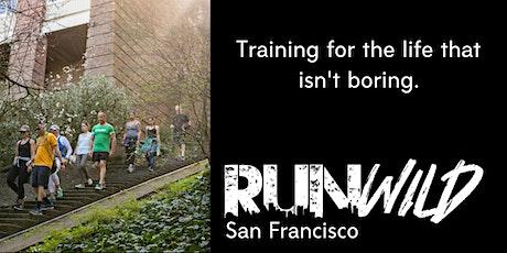 RunWild- SF tickets