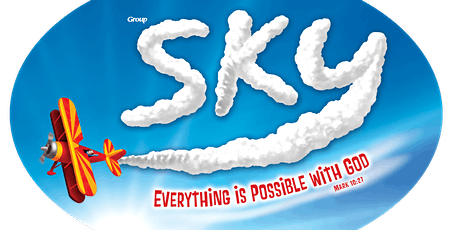 SKY's the limit! Summer Kids Camp 2020 tickets