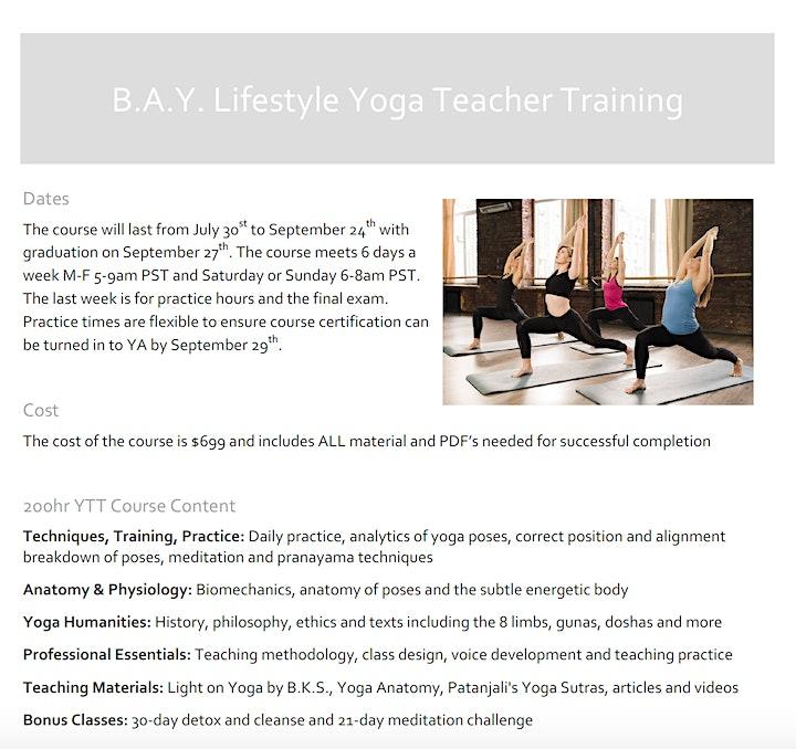 Beyond Asana Yoga Online 200hr Yoga Teacher Training Certification Tickets Thu Jul 30 2020 At 5 00 Pm Eventbrite