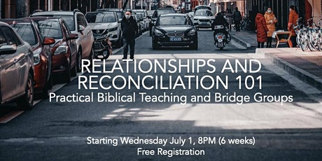 Relationships and Reconciliation 101 tickets