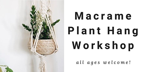 Macrame Workshop at Dare to DIY OC tickets