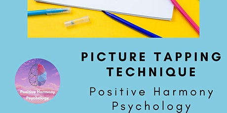 Picture Tapping Technique for children and adults tickets
