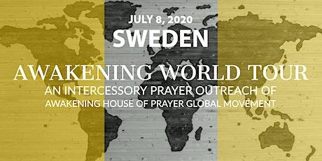 Awakening  Digital World Tour: Sweden (Video Gathering) tickets