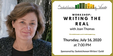 Workshop: Writing the Real with Joan Thomas tickets