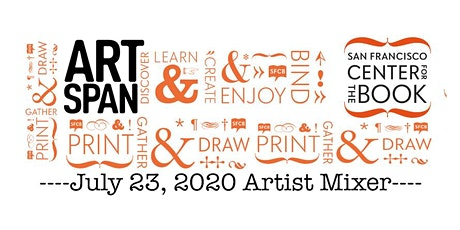 ArtSpan Mixer for Artists & Book Lovers! tickets