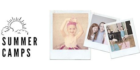 pink petal ballet summer camp /july 20-24 tickets