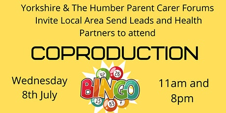 Yorkshire & The Humber Coproduction Bingo! tickets