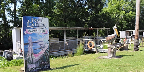 Jean Lafitte Swamp Tour Package tickets
