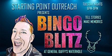 Bingo Blitz at General Duffy's Waterhole tickets