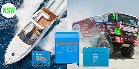Victron Energy: System Installation Workshop - Automotive & Marine (SYD) tickets