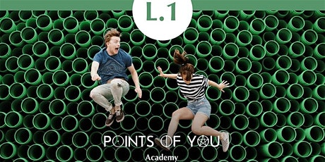 ONLINE POINTS OF YOU® L.1 Workshop/Training tickets
