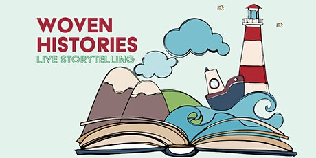 Woven Histories: Live Children's Story Telling tickets