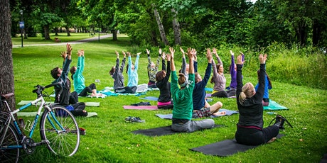 Monday Yoga at Meadow Park - Springfield! tickets