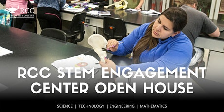 RCC STEM Engagement Center Open House tickets