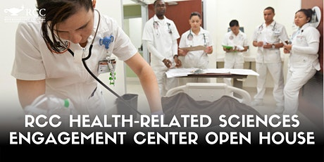 RCC Health Related Sciences Engagement Center Open House tickets
