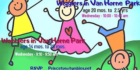 Fun Parent/Child Gym Classes in Van Horne Park, NJ - AGE 18 mos - 24 mos. tickets