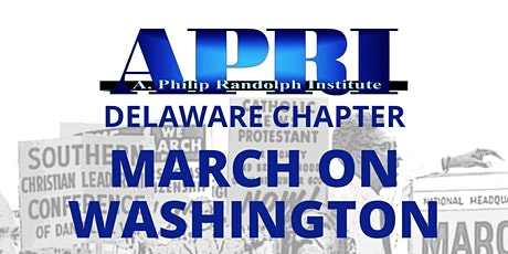 DE Bus Trip - March on Washington tickets