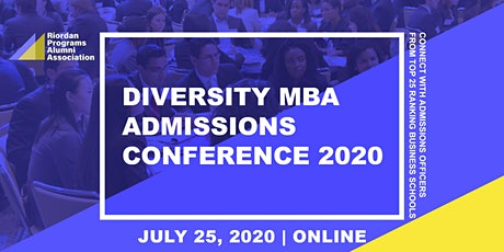 18th Annual Diversity MBA Admissions Conference tickets