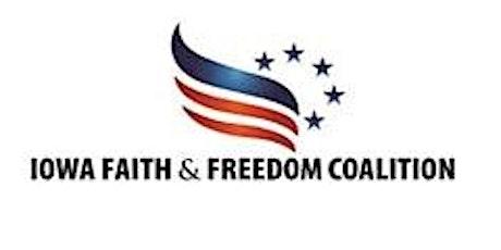 Iowa Faith & Freedom Coalition 20th Annual Fall Dinner & Rally tickets