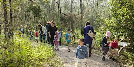 Bush Kindy guided walk in the Wetlands - JULY tickets