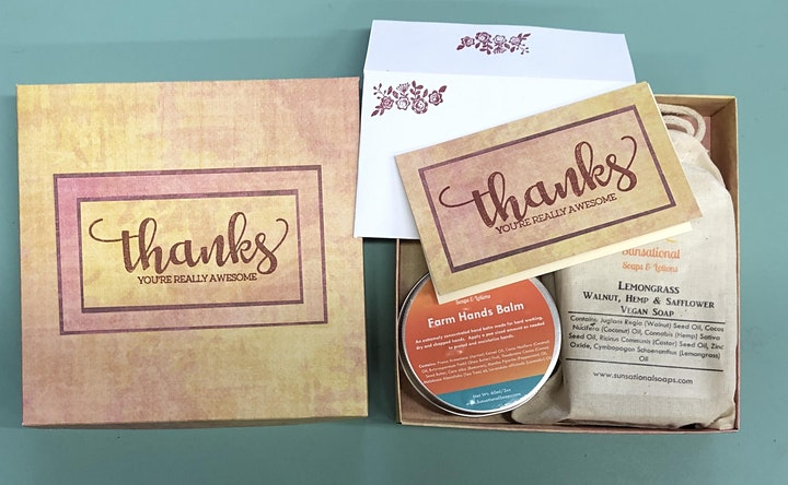Treat Boxes 101 (a free webinar all about making custom-sized paper boxes) image