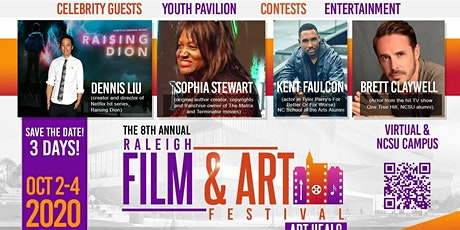 Raleigh Film and Art Festival ~The Best Talent of 2020~ tickets