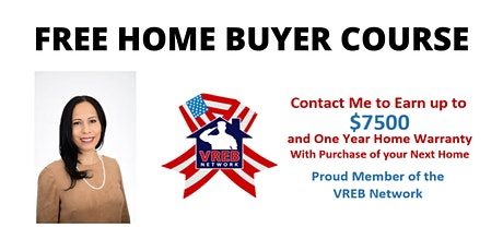 FREE VETERANS HOME BUYER COURSE tickets