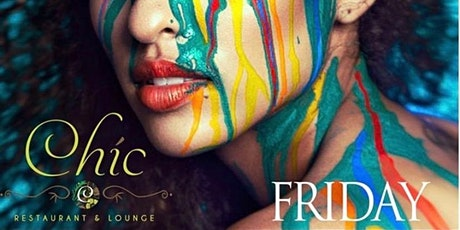 ATL #1 FRIDAY NIGHT AT CHIC LOUNGE tickets
