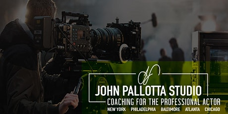 Philadelphia On-Camera Acting for Film and TV. Monday's 6PM tickets