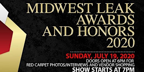 Midwest Leak Awards and Honors 2020 tickets