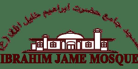 Second Friday Service - Jummah Prayer at 2:15 P.M.