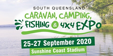 2020 South Queensland Caravan, Camping, Fishing & 4x4 Expo tickets