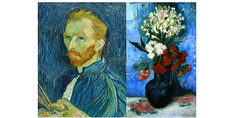 Van Gogh in the Mid-Atlantic: 21 DC/MD/VA Paintings - a FREE Online Program tickets