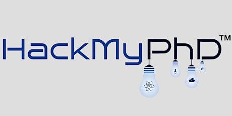 HackMyPhD 2020 tickets