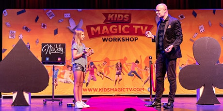 Kid's Magic Workshops at Noosa Civic these School Holidays! tickets