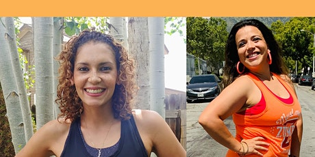 Virtual Zumba Master Class with Alicia & Amber tickets