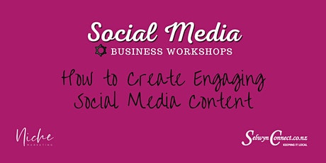How To Consistently Create Engaging Social Media Content tickets