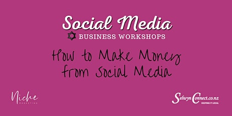 How To Make Money From Social Media tickets