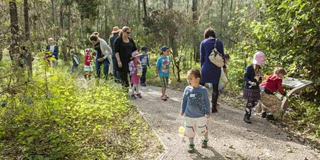 Bush Kindy - Boondall Wetlands -July tickets