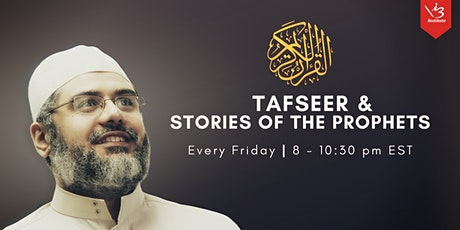 Tafseer and Stories of the Prophets by Sheikh Mehmet Usta tickets
