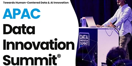 APAC Data Innovation Summit 2020 tickets
